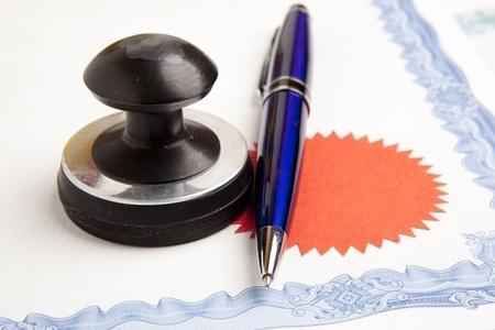Servicios de notaría